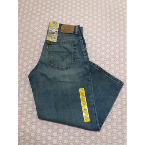 Jean Levis 550 Relaxed Fit Talla 8 Husky O W28 L23