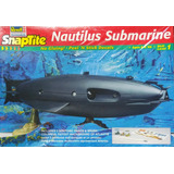 Maqueta Submarino Nautilus 1/100 Snaptite Revell Monogram