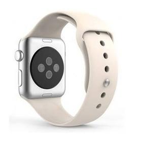 29ed6f22145 Pulseira Bege Apple Watch - Relógios no Mercado Livre Brasil