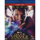 Doctor Strange Hechicero Supremo Pelicula Blu-ray + Dvd