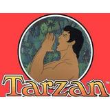 Tarzan O Rei Da Selva A Série Em Desenho