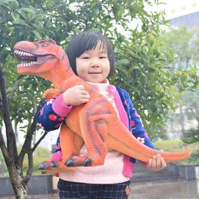 Dinossauro Rex Grande Gigante Tiranossauro Rex 65cm Giga