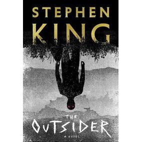 Livro. The Outsider Stephen King