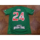 Camisa Vasco Goleiro Verde - Futebol no Mercado Livre Brasil dedeffd4b1c71