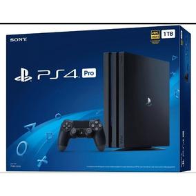 Playstation 4 Pro 1tb 7215b Ps4 Pro 4k Original Lacrado