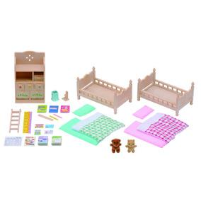 Muebles Para Cuarto De Niño De Juguete Sylvanian Families