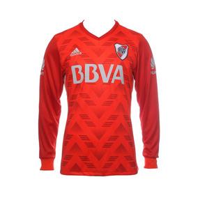 00e5d0f78 Jersey Original adidas River Plate Gala 3era Larga 2017-2018