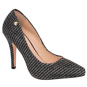 51e23c7079e Zapatos Mujer Tacones Plateados Con Brillantes - Zapatos para Niñas ...