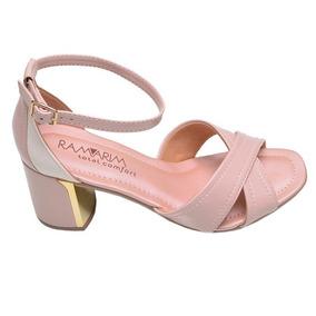 9f1941643 Sand Lia Feminina Ramarim Total Comfort - Sapatos no Mercado Livre ...