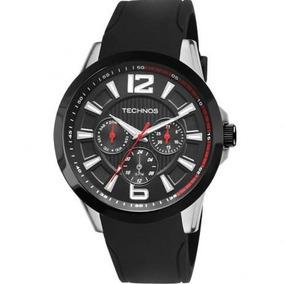 Relógio Technos Masculino Performance Racer 6p29ahc/8p - Nf.