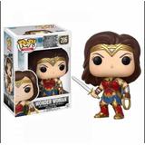 Funko Pop Wonder Woman #206