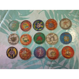 Tazos Pokemon 2 - 3d Lote X 15 Difer.