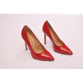 e841d9046db14 Scarpin Sola Vermelha Prada Feminino Sapatos - Sapatos para Feminino ...