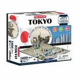 Rompecabezas 4d Tokio 1400 Piezas