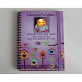 Cuadernos De Control Pediátrico Personalizados