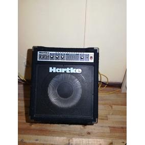Bajo Pearl Y Amplificador Hartke A70