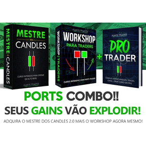 Combo Do Ports Trader ( 3 Cursos )