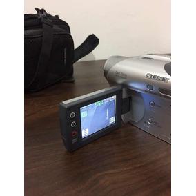 Camara Dcr-dvd105 Sony Handycam Video Recorder 100c