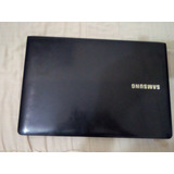Notebook Samsung Semi Novo.
