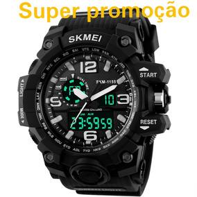 Relógio Militar Esportivo Prova De Água Skmei Promoção 1155