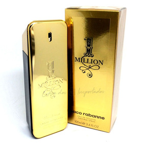 64a5d11e7 Perfume 1 One Million 100ml Menor Preco - Perfumes no Mercado Livre ...