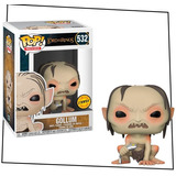 Funko Pop! - The Lord Of The Rings - Gollum #532 Chase