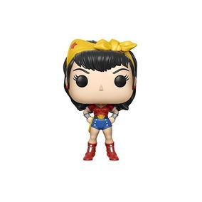 Mulher Maravilha Bombshells - Wonder Woman - Pop! Funko