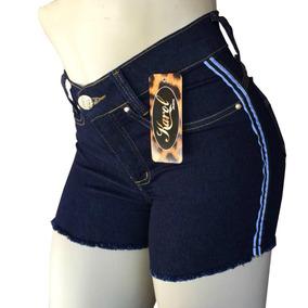 64bf2dad2 Short Jeans Amarrar Lateral 34 - Shorts no Mercado Livre Brasil