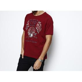 Camiseta Coca-cola Em Botonê Barato/promoção vermelha - M