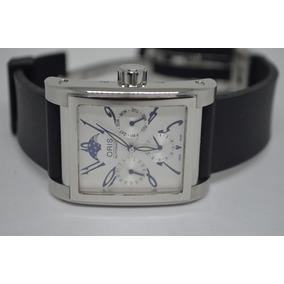 50821f7b5ae Relógio Patek Philippe Em Ouro 18k. Usado - Santa Catarina · Oris  Rectangular Complication 2002 - 7528