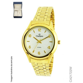 0a76c80a013 Relógio Feminino Champion Analógico Social Cn29418h - Relógios De ...