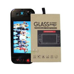 Vidrio Templado Nintendo Switch Somos Tienda Física