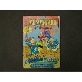 Almanaque Disney Nº 260 - Fev-93 Frete R$ 5,00 Todo Brasil