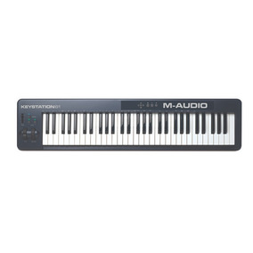 Teclado Controlador M-audio Keystation 61 Ii Usb - Tc0021