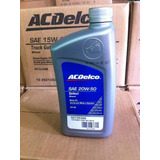 Aceite Acdelco 20w50 Mineral