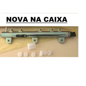 Flauta Dos Bico S10 Mwm 2.8 Frontier 2.8 Tubo Rail Galeria