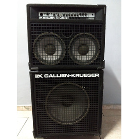 Gallien Krueger - Amplificador De Baixo Gk 400 Rb Iii