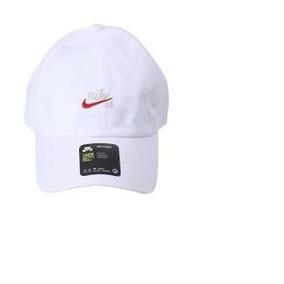 Gorra Nike Unisex Blanco Ajustable Original