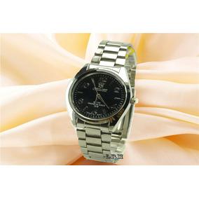 87490226aaf Pulseira De Aco Preta Orient - Joias e Relógios no Mercado Livre Brasil