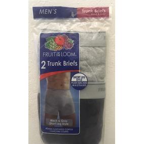 Boxer Cortos (trunks) Fruit Of The Loom Talla S Pack De 2