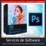Ilimitado Photo-shop Cc 2.018 Envío Gratis Windows Y Mac