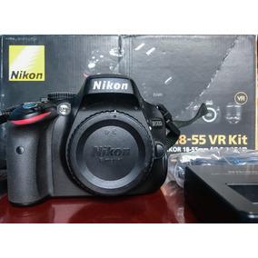 Câmera Nikon D5100 Usada (corpo)