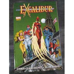 Excalibur Fase De Chris Claremont E Alan Davis