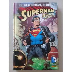 Superman Origem Secreta - Raridade
