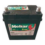 Bateria Honda Fit 40amp Heliar F36jd City Qq Tico Move