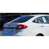 Spoiler Lip Ford Fiesta Sedan