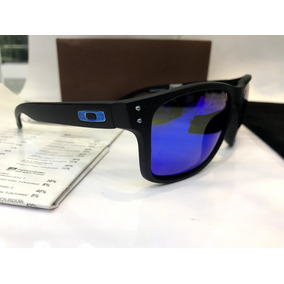 0b67111a30fde Oakley Holbrook Lentes Azul Made In Usa - Óculos no Mercado Livre Brasil
