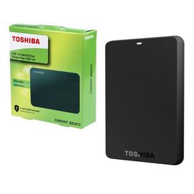 Hd Externo Portátil Toshiba 1tb - Usb 3.0
