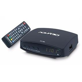 Conversor E Gravador Digital Aquário Dtv-7000 Full Hd