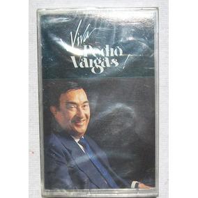 ¡ Viva Pedro Vargas !. Kct Sellado Rca Ariola 1989